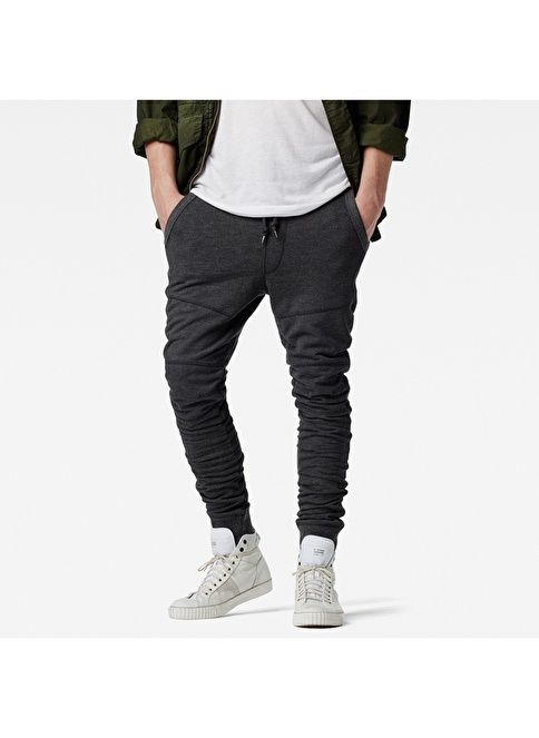 G-Star Raw Sweatpant | Orando Siyah